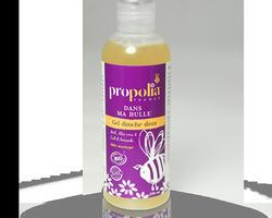 Gel douche doux miel, aloe verra & lait d'amandes BIO : 8,30€ Flacon de 200ml