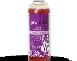 Gel hygiène intime BIO : propolis et tea tree : 14,20€ Flacon de 200ml