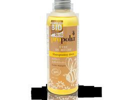 Shampooing doux BIO : miel & Bambou : 10,40€ Flacon de 200ml