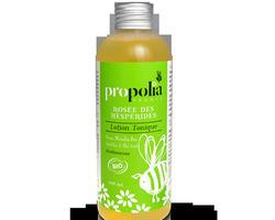 Lotion Tonique BIO : eaux florales, miel et thé vert : 15,90€ Flacon de 200ml